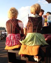 Two Friends in Germany
